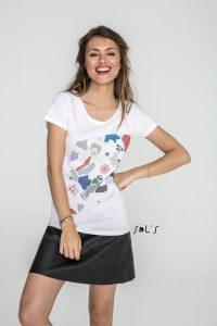 camiseta Sol's